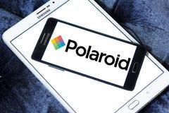 Λογότυπο εταιριών Polaroid Στοκ εικόνες με δικαίωμα ελεύθερης χρήσης