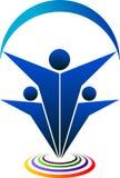 λογότυπο ζευγών Στοκ φωτογραφίες με δικαίωμα ελεύθερης χρήσης