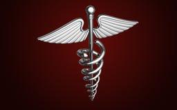 λογότυπο ιατρικό Στοκ φωτογραφία με δικαίωμα ελεύθερης χρήσης
