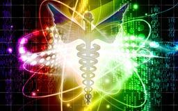 λογότυπο ιατρικό διανυσματική απεικόνιση