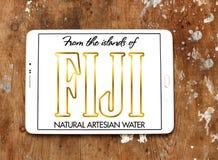 Λογότυπο νερού των Φίτζι Στοκ Εικόνες