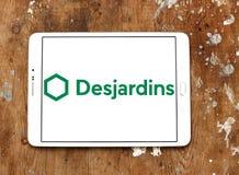 Λογότυπο ομάδας Desjardins Στοκ Εικόνα