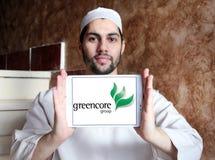 Λογότυπο ομάδας Greencore Στοκ φωτογραφία με δικαίωμα ελεύθερης χρήσης