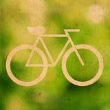 λογότυπο ποδηλάτων Στοκ Φωτογραφίες