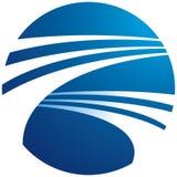 λογότυπο σφαιρών Στοκ εικόνες με δικαίωμα ελεύθερης χρήσης