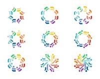 Λογότυπο σχεδίου Στοκ Εικόνες
