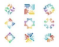 Λογότυπο σχεδίου Στοκ εικόνα με δικαίωμα ελεύθερης χρήσης