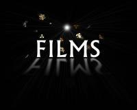 λογότυπο ταινιών Στοκ Εικόνα