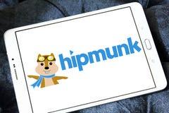 Λογότυπο ταξιδιωτικής εταιρείας Hipmunk Στοκ φωτογραφίες με δικαίωμα ελεύθερης χρήσης