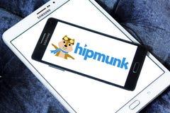 Λογότυπο ταξιδιωτικής εταιρείας Hipmunk Στοκ εικόνα με δικαίωμα ελεύθερης χρήσης