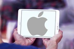 Λογότυπο της Apple Στοκ Εικόνες