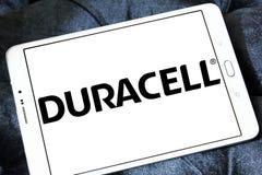 Λογότυπο της Duracell Battery Company Στοκ εικόνες με δικαίωμα ελεύθερης χρήσης
