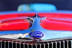 Λογότυπο της Ford αυτοκινήτων Στοκ Φωτογραφίες