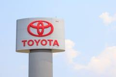 Λογότυπο της Toyota Στοκ Εικόνες