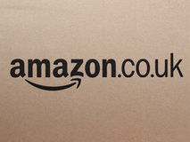 Λογότυπο του Αμαζονίου Στοκ εικόνες με δικαίωμα ελεύθερης χρήσης