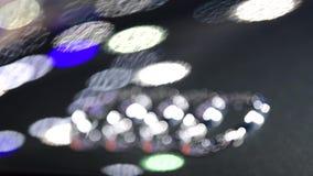 Λογότυπο του αυτοκινήτου Audi απόθεμα βίντεο