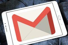 Λογότυπο του Gmail Στοκ Φωτογραφίες