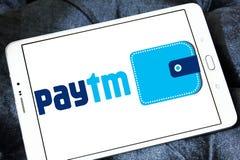 Λογότυπο τραπεζών πληρωμών Paytm Στοκ εικόνες με δικαίωμα ελεύθερης χρήσης