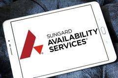 Λογότυπο υπηρεσιών διαθεσιμότητας Sungard στοκ φωτογραφίες με δικαίωμα ελεύθερης χρήσης