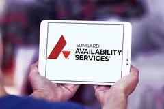 Λογότυπο υπηρεσιών διαθεσιμότητας Sungard στοκ εικόνα με δικαίωμα ελεύθερης χρήσης