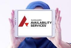 Λογότυπο υπηρεσιών διαθεσιμότητας Sungard στοκ εικόνα
