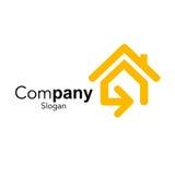 λογότυπο Στοκ φωτογραφία με δικαίωμα ελεύθερης χρήσης
