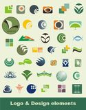 λογότυπο Στοκ εικόνες με δικαίωμα ελεύθερης χρήσης