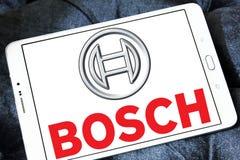 Λογότυπο Bosch Στοκ φωτογραφίες με δικαίωμα ελεύθερης χρήσης