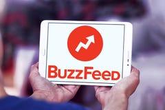 Λογότυπο BuzzFeed Στοκ Φωτογραφίες