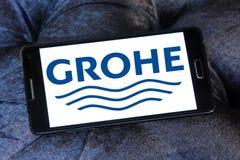 Λογότυπο Grohe Στοκ Φωτογραφίες