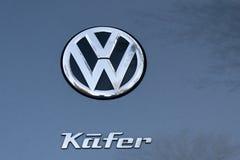 Λογότυπο Kaefer του Volkswagen Στοκ εικόνα με δικαίωμα ελεύθερης χρήσης