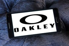 Λογότυπο Oakley Στοκ Φωτογραφία