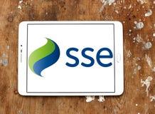 Λογότυπο Sse Στοκ φωτογραφία με δικαίωμα ελεύθερης χρήσης