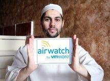 Λογότυπο VMware AirWatch Στοκ εικόνες με δικαίωμα ελεύθερης χρήσης