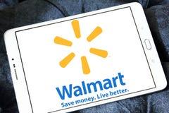 Λογότυπο Walmart Στοκ φωτογραφία με δικαίωμα ελεύθερης χρήσης