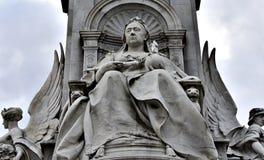 Λονδίνο αναμνηστική Βικτώ&rho Στοκ Φωτογραφίες