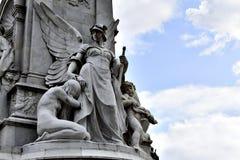 Λονδίνο αναμνηστική Βικτώ&rho Στοκ φωτογραφίες με δικαίωμα ελεύθερης χρήσης