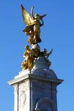 Λονδίνο αναμνηστική Βικτώ&rho Στοκ φωτογραφία με δικαίωμα ελεύθερης χρήσης