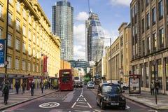Λονδίνο, Μεγάλη Βρετανία Στοκ εικόνα με δικαίωμα ελεύθερης χρήσης