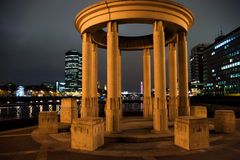 Λονδίνο τή νύχτα Στοκ Εικόνα
