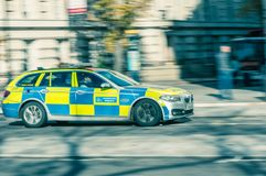 05/11/2017 Λονδίνο, UK, μητροπολιτική αστυνομία Στοκ Εικόνες