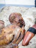 ΛΟΝΔΙΝΟ, UK, άτομο Gebelein - μια από τις καλύτερα συντηρημένες μούμιες Στοκ Εικόνα