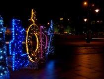 Λοντζ η πόλη μου Στοκ Φωτογραφίες