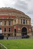Λονδίνο, Αγγλία - 18 Ιουνίου 2016: Καταπληκτική άποψη βασιλικού Αλβέρτου Hall, Λονδίνο Στοκ φωτογραφία με δικαίωμα ελεύθερης χρήσης