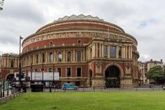 Λονδίνο, Αγγλία - 18 Ιουνίου 2016: Καταπληκτική άποψη βασιλικού Αλβέρτου Hall, Λονδίνο Στοκ Εικόνα
