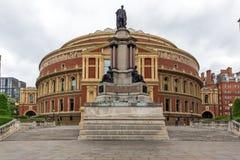 Λονδίνο, Αγγλία - 18 Ιουνίου 2016: Καταπληκτική άποψη βασιλικού Αλβέρτου Hall, Λονδίνο Στοκ εικόνα με δικαίωμα ελεύθερης χρήσης