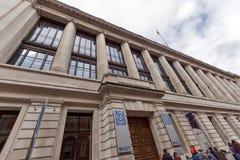 Λονδίνο, Αγγλία - 18 Ιουνίου 2016: Καταπληκτική άποψη του μουσείου επιστήμης, Λονδίνο Στοκ εικόνες με δικαίωμα ελεύθερης χρήσης
