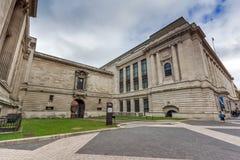 Λονδίνο, Αγγλία - 18 Ιουνίου 2016: Καταπληκτική άποψη του μουσείου φυσικής ιστορίας, Λονδίνο Στοκ εικόνες με δικαίωμα ελεύθερης χρήσης
