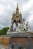 Λονδίνο, Αγγλία - 18 Ιουνίου 2016: Πρίγκηπας Αλβέρτος Memorial, Λονδίνο Στοκ φωτογραφίες με δικαίωμα ελεύθερης χρήσης