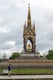 Λονδίνο, Αγγλία - 18 Ιουνίου 2016: Πρίγκηπας Αλβέρτος Memorial, Λονδίνο Στοκ εικόνα με δικαίωμα ελεύθερης χρήσης